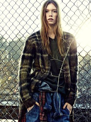 10 Grunge-Inspired Fall Looks From Elle Sweden