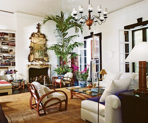 VisitArchitectural Digestto take the full tour of Ralph Lauren's Jamaican home.  Which one of Ralph Lauren's home would you like to call your own? Tell us by commenting below!