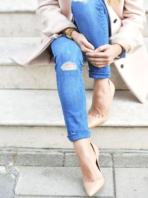 15 Perfect Nude Heels You Can Wear Year-Round