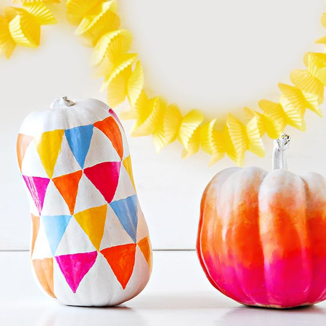 23 Totally Chic Ways to Decorate Your Pumpkins