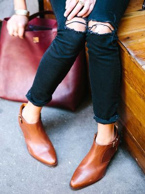 #TuesdayShoesday: 7 Must-Have Tan Ankle Boots