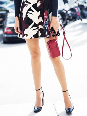 Tip of the Day: A Perfect Miniskirt Outfit to Try Now