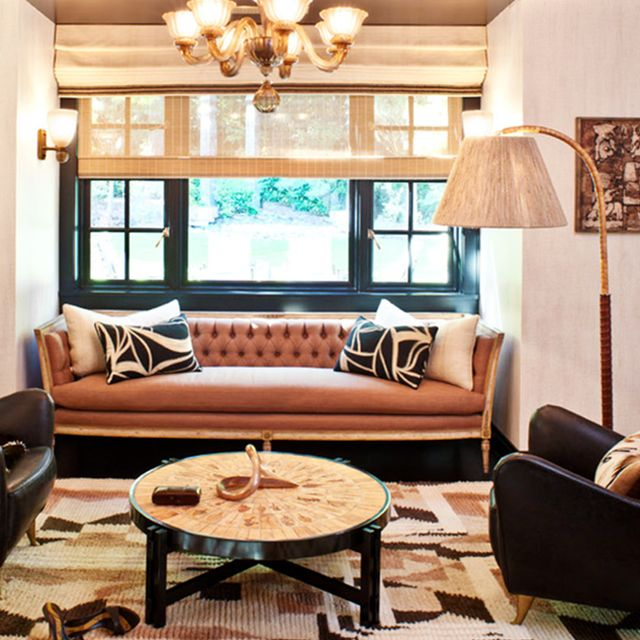Get the Look of This Kelly Wearstler-Designed Lounge