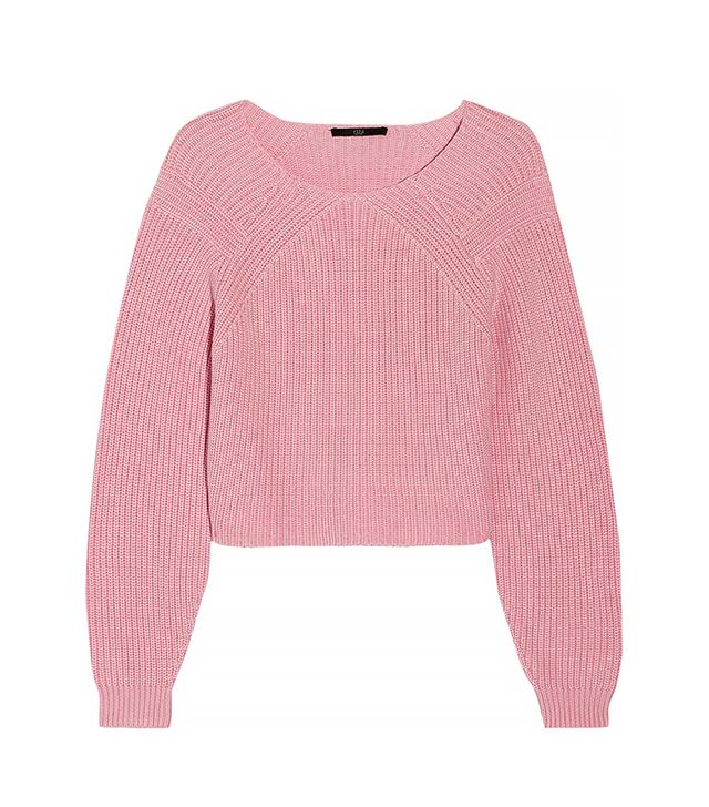 Merino Wool Sweater Fuzz