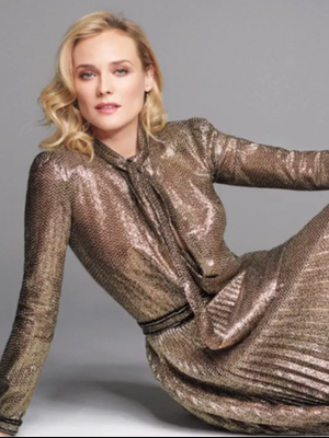 Diane Kruger Reveals Her Biggest Fashion Regret