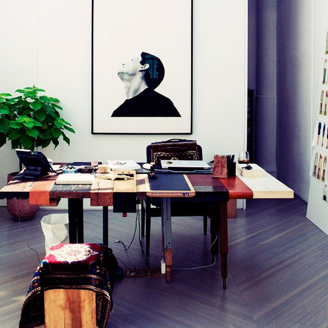 Get the Look of Fashion Designer Phillip Lim's Studio