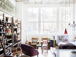 Tour a Collected New York Studio Loft