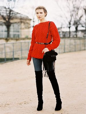 Thigh-High Boots: A Beginner's Guide