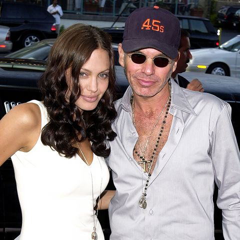 Who: Angelina Jolie and Billy Bob Thornton