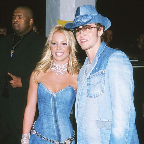 Who: Britney Spears and Justin Timberlake