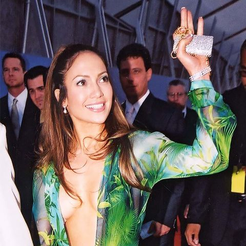 Who: Jennifer Lopez