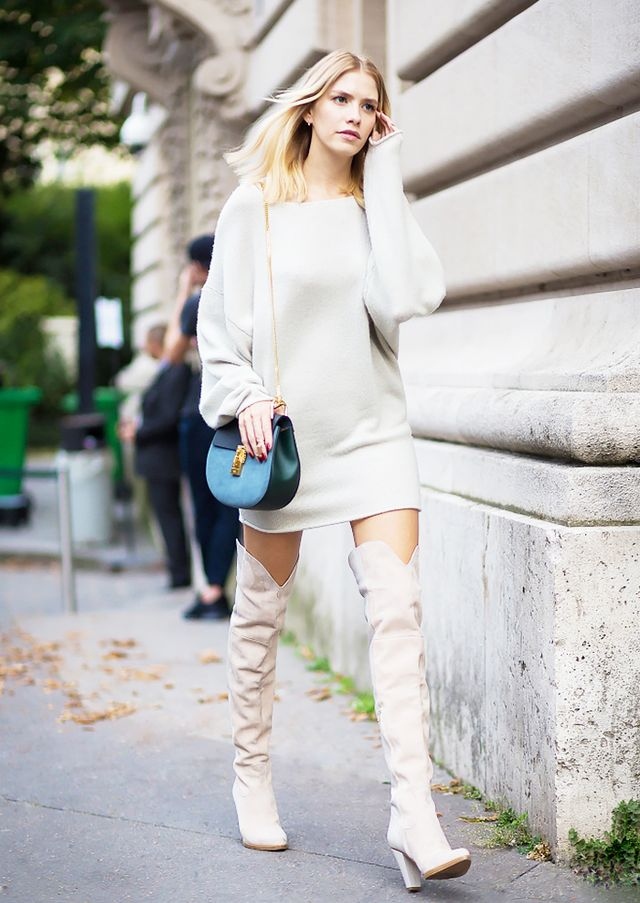 Thigh-High Boots: A Beginner&39s Guide | WhoWhatWear