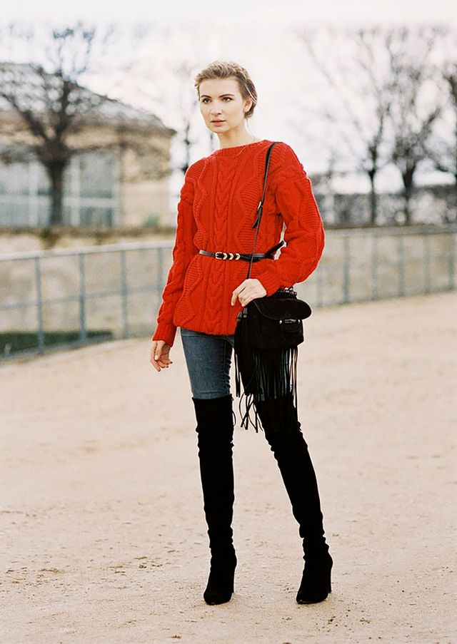 Thigh-High Boots: A Beginner's Guide | WhoWhatWear