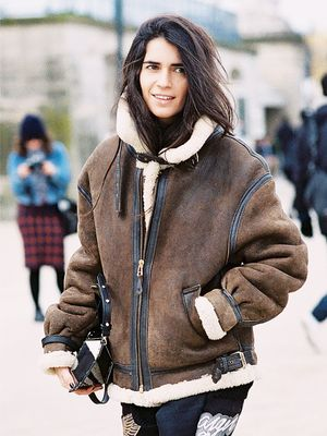 Trend Report: The Best Shearling Pieces for Fall
