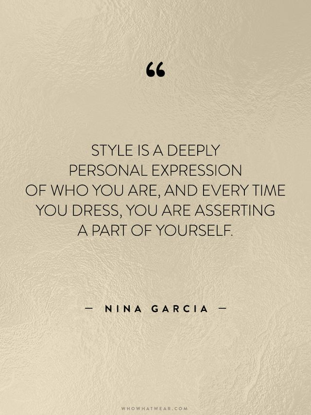35 Life Changing Quotes From Fashion 39 S Greatest Luminaries Whowhatwear Uk