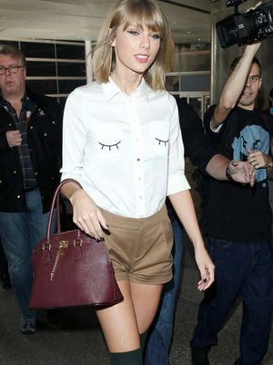 Would You or Wouldn't You: Taylor Swift's Knee-High Socks