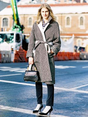 Get Excited: Belted Coats for Every Budget