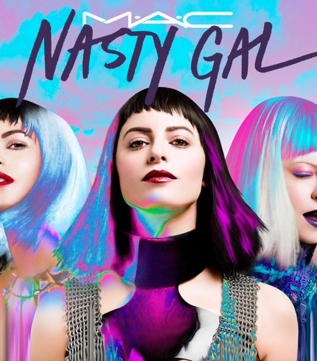 Nasty Gal's New Makeup Collab, a Cure for Bacne, and More News!