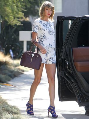 Find Out Where You Can Buy Taylor Swift's Chic Under-$100 Shoes