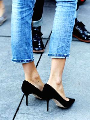 #TuesdayShoesday: Shop the Best Marked-Down Black Heels