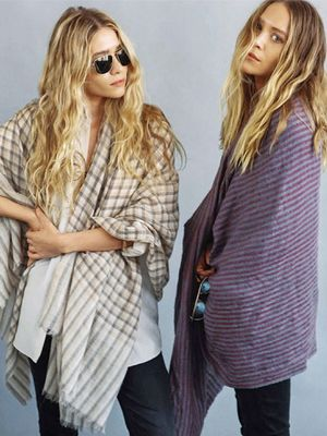 How to Re-Create the Olsens' Laid-Back Fall Look in 4 Easy Steps