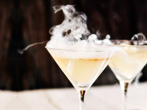 11 Sophisticated Cocktails to Make This Halloween