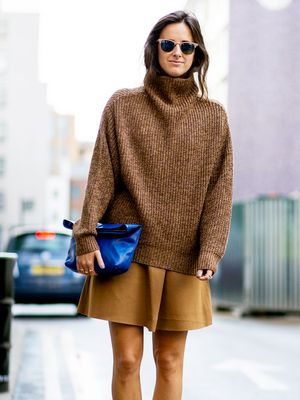 Tip of the Day: How to Wear Head-to-Toe Camel