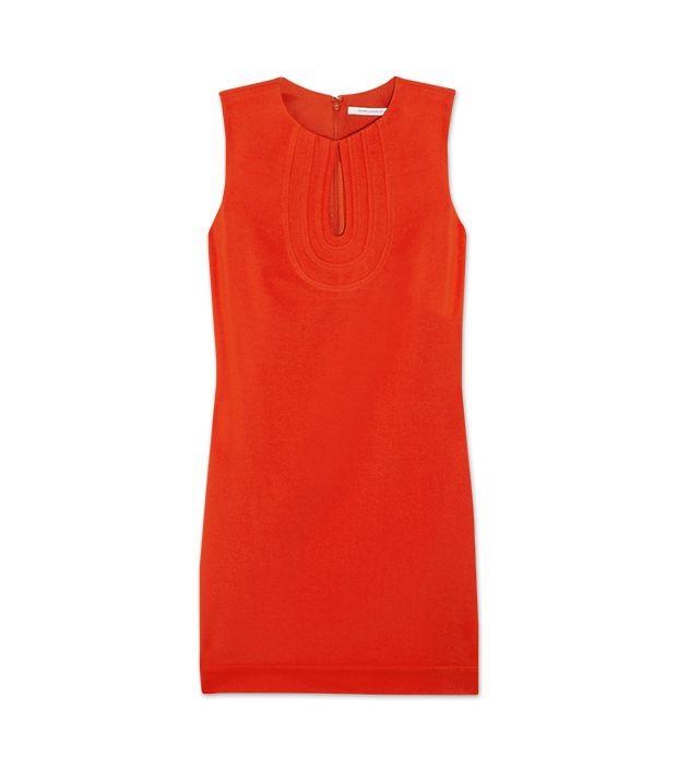 Diane von Furstenberg Kadijah Ponte Shift Dress ($345)
