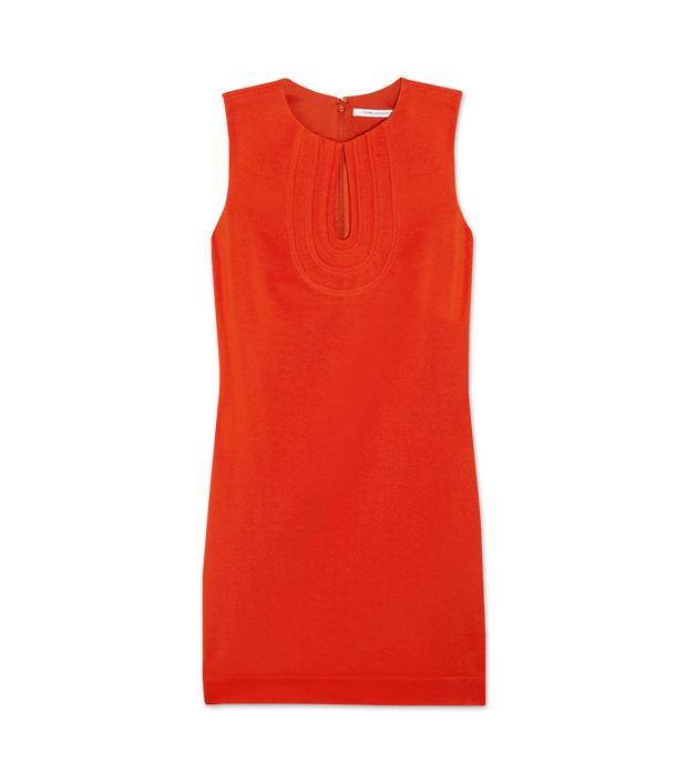 Diane von Furstenberg Kadijah Ponte Shift Dress