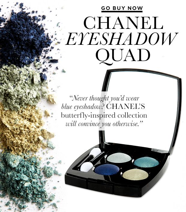Chanel's Butterfly-Inspired Summer Colors