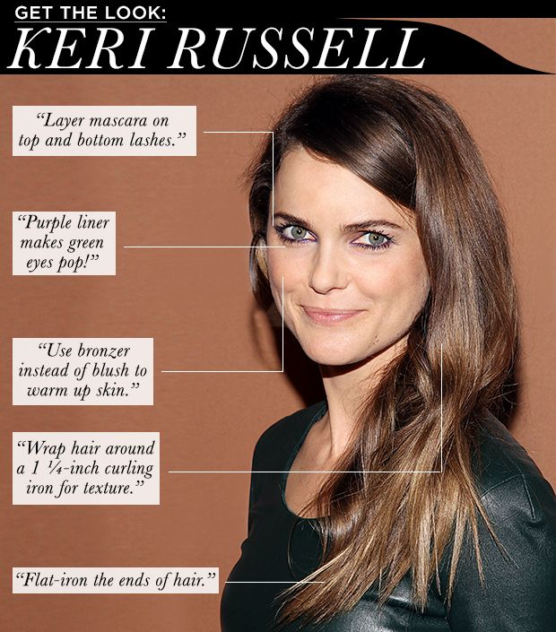 Get The Look Keri Russell Whowhatwear