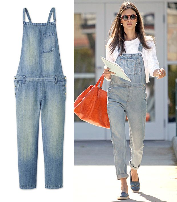 Overalls Are Making A Comeback