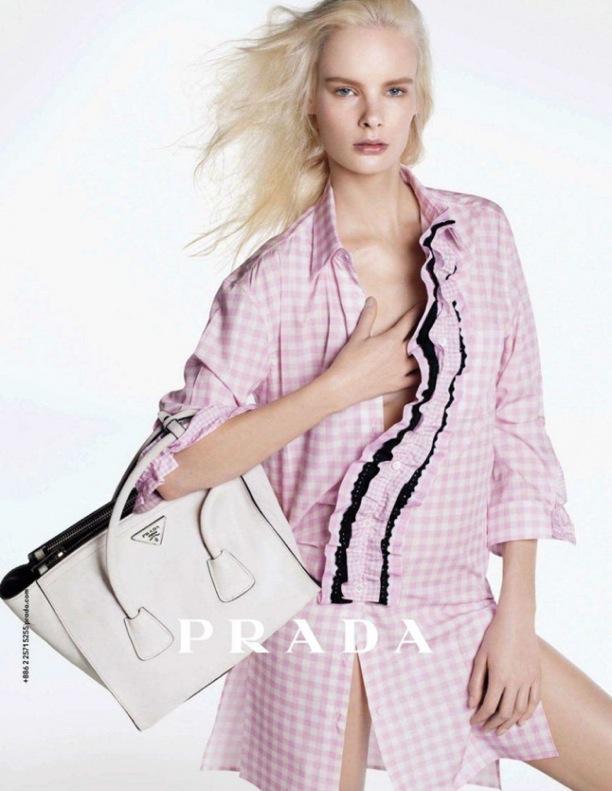 Prada | Pre-Fall 2013 Campaign