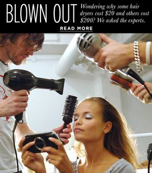 Blow-Dryer Guide