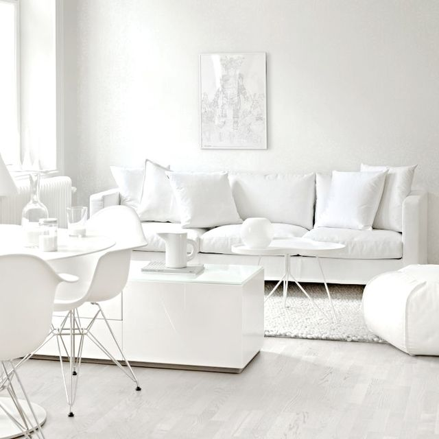 Trend Alert: All White Everythang