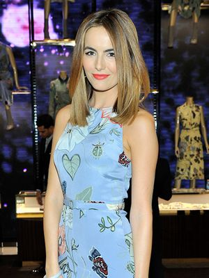 Covet-Worthy Dress Alert: Camilla Belle in Gucci