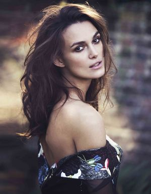 Keira Knightley's Romantic Spread For Net-A-Porter's The Edit