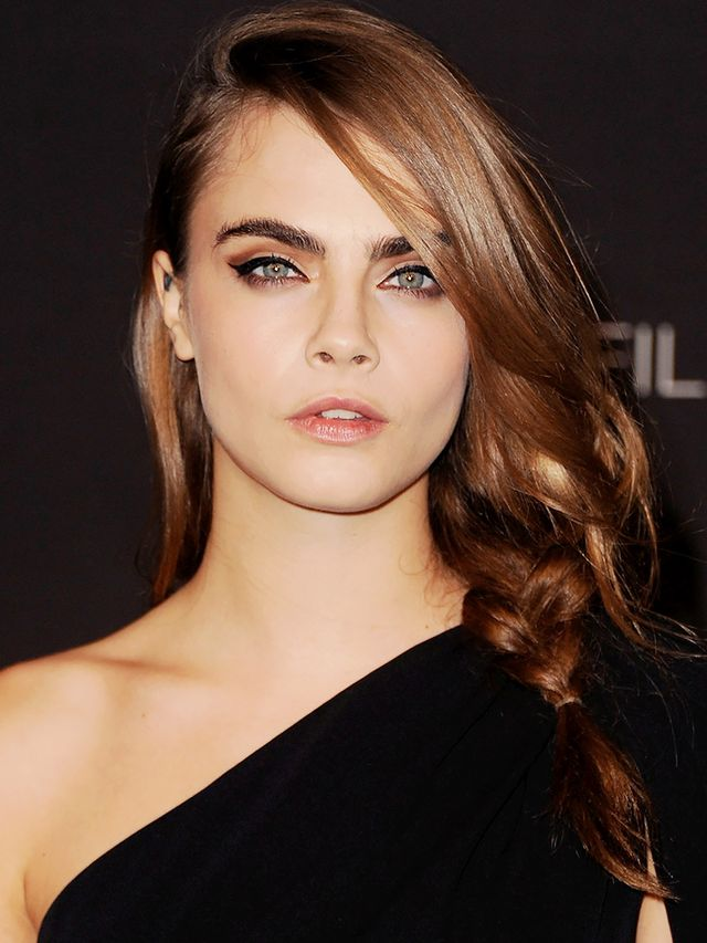 Bye Bye, Blonde! Cara Delevingne Debuts New Hair Colour for Fall