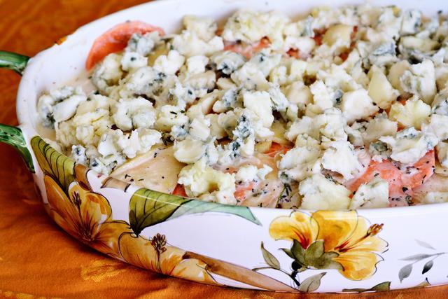 Ali Larter Shares a Decadent Thanksgiving Dish