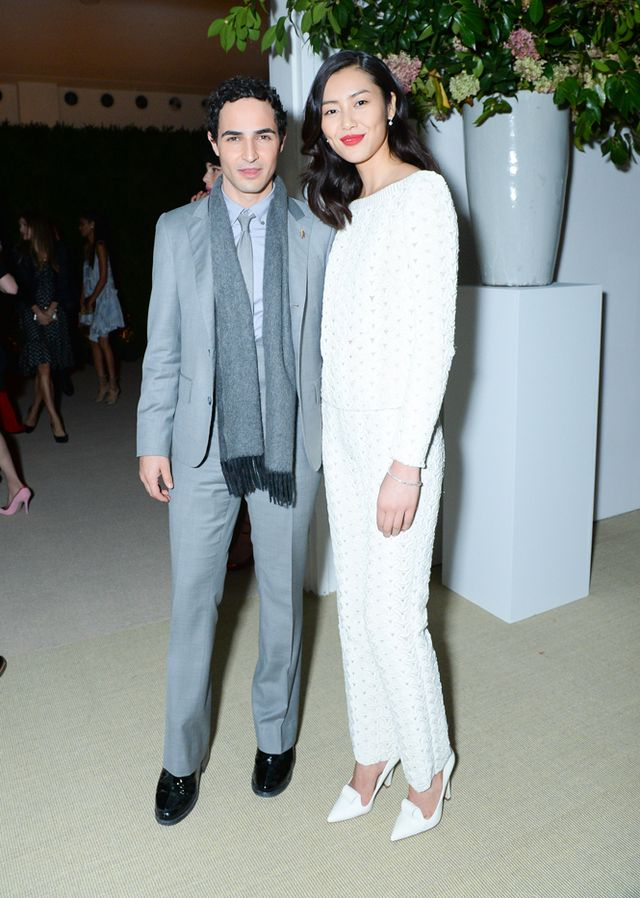 The Best Looks From Last Night's CFDA/Vogue Fashion Fund Awards