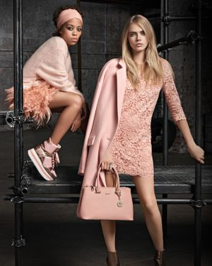 DKNY's Resort 2015 Campaign