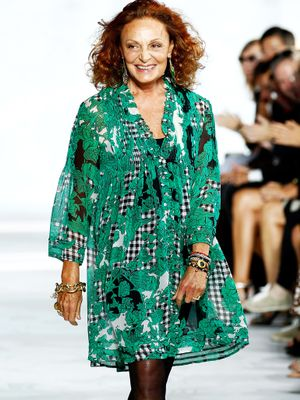 7 Pieces of Amazing Career Advice from Diane von Furstenberg