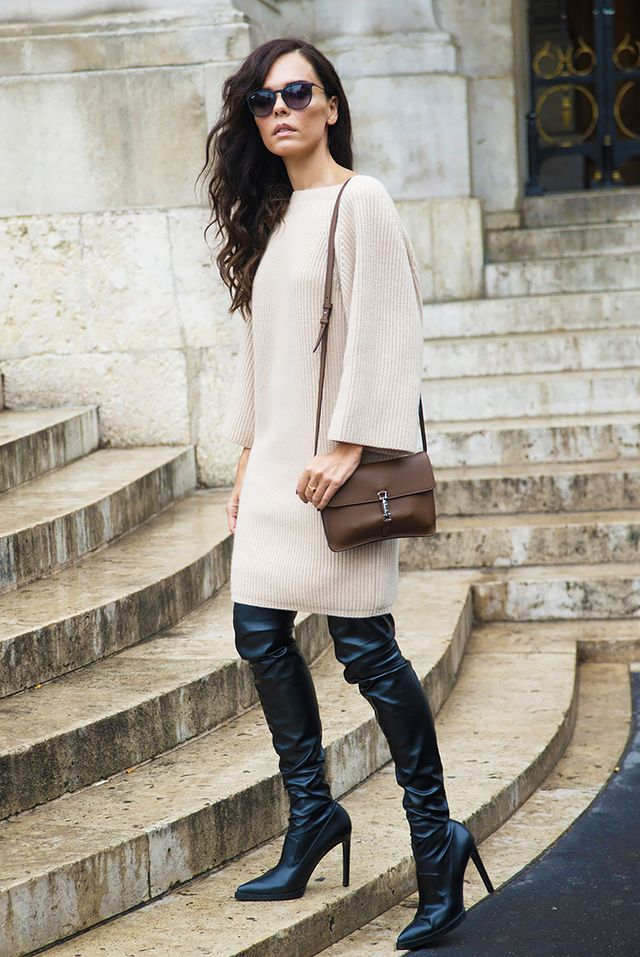 27 Ways to Wear Your Favourite Boots This Season