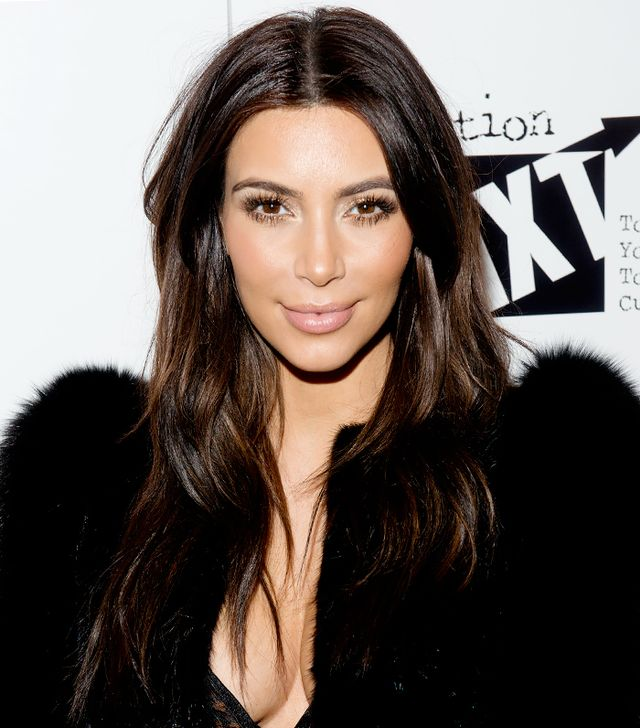 Kim Kardashian's Bleached Brows, Plus More Beauty News
