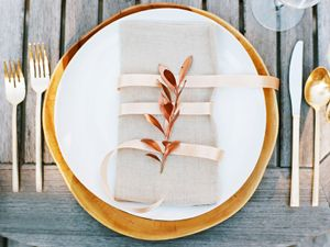 The Chicest Décor for Your Thanksgiving Tabletop