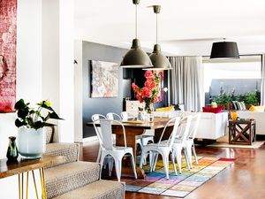 Inside an Australian Home Full of Bold Color
