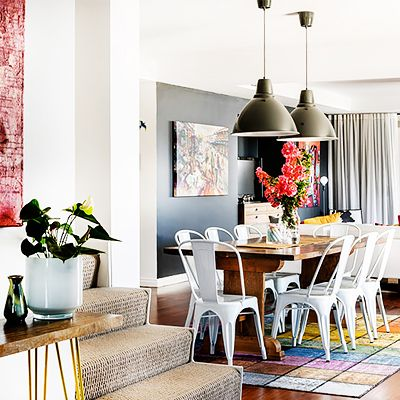Inside an Australian Home Full of Bold Color