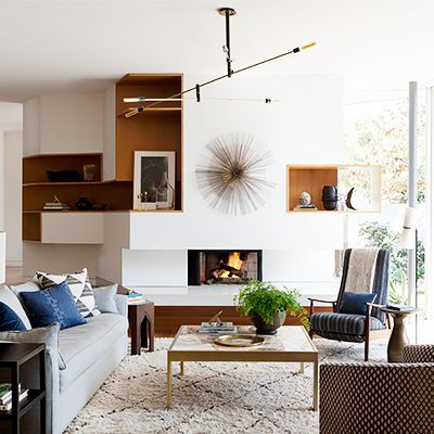 Home Tour: A Bright and Modern Santa Monica Space