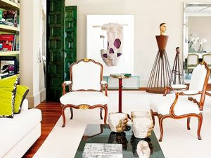 Tour a Lisbon Home with a Traditional Modern Mix