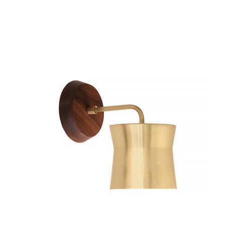 Brass Wyatt Sconce